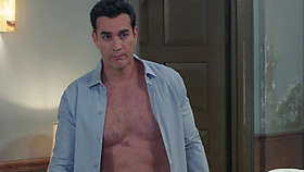 David Zepeda Shirtless