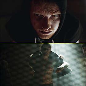 Ed Sheeran is Shirtless