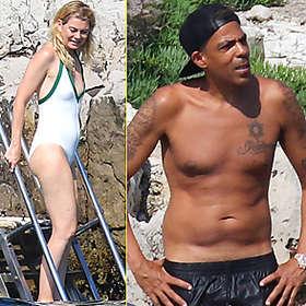 Ellen Pompeo in Bikini