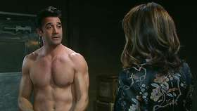 Gilles Marini Shirtless