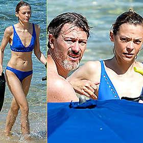 Jaime King in Bikini