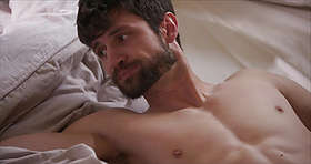 James Lafferty Shirtless