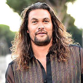 Jason Momoa is Shirtless