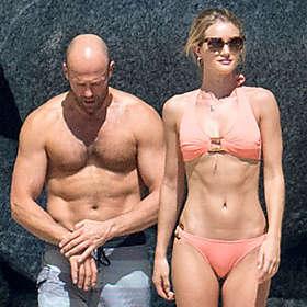 Jason Statham New Shirtless Pic