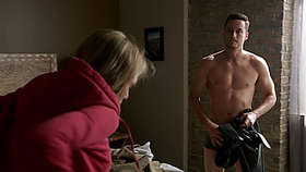 Jesse Lee Soffer Shirtless