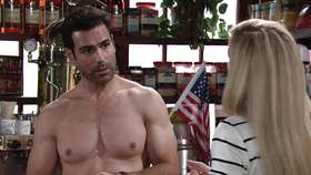Jordi Vilasuso Shirtless