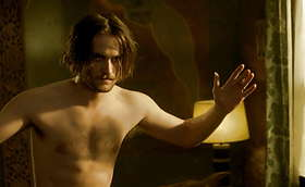Landon Liboiron Naked in Hemlock Grove Season 2 Finale