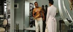 Larenz Tate Shirtless