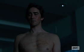 Lee Pace Naked in Halt and Catch Fire Latest Episode 1×03