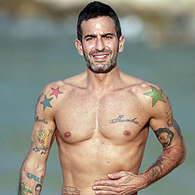 Marc Jacobs New Shirtless Pic