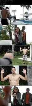 "Matt Cedeno is Shirtless in \""Rosewood\"" 1x09"