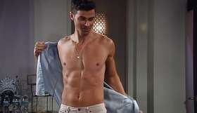 Matt Cohen Shirtless