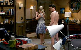 "Matthew Lawrence Pulls ""The Naked Man"" on Melissa & Joey"