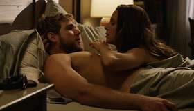 Max Thieriot Shirtless