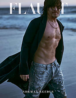 Norman Reedus New Shirtless Pic