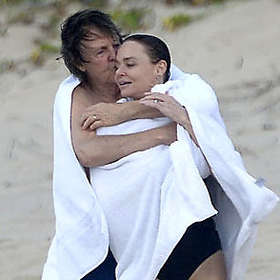 Paul McCartney is Shirtless