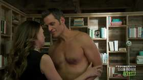Peter Hermann Shirtless