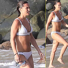 Pippa Middleton in Bikini