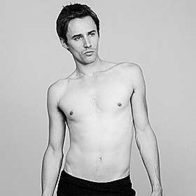 Reeve Carney is Shirtless