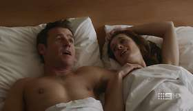 Rodger Corser Shirtless
