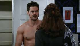 Ryan Paevey Shirtless