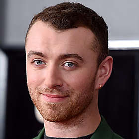 Sam Smith is Shirtless