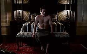 Stephen Moyer Shirtless in True Blood 7x06