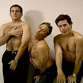 Steve Carell New Shirtless Pic