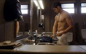 Thank you, Chicago Fire producers, for continually having Steven R. McQueen shirtless on your show