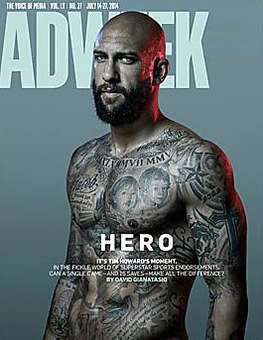Tim Howard New Shirtless Pic