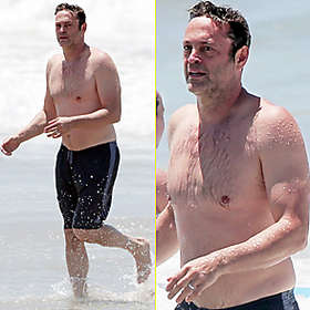 Vince Vaughn New Shirtless Pic