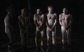 Sherlock's Andrew Scott, et al Naked Scene in The Bachelor Weekend