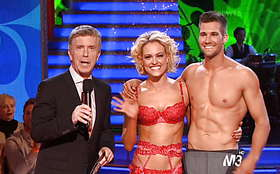 Mega Dancing with the Stars Shirtless Sceneness in Latest Episode 18×07