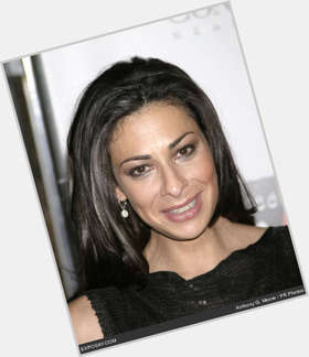Stacy London black hair & hairstyles Athletic body,