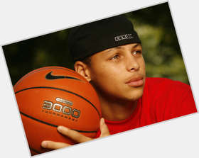 Stephen Curry light brown hair & hairstyles Athletic body,