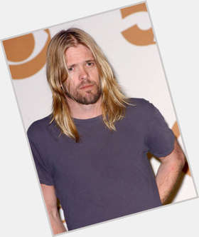 Taylor Hawkins blonde hair & hairstyles Athletic body,