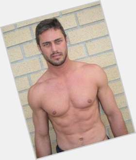 Taylor Kinney dark brown hair & hairstyles Athletic body,
