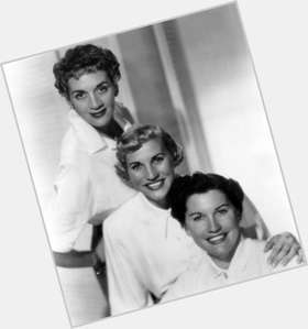 "<a href=""/hot-women/the-andrews-sisters/is-she-what-genre-julie-related-kind-music"">The Andrews Sisters</a>"
