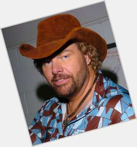 Toby Keith blonde hair & hairstyles Athletic body,