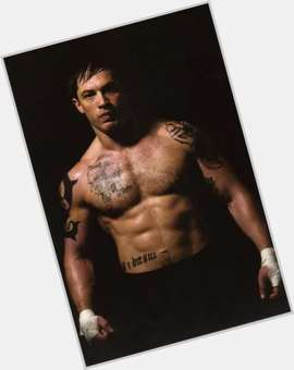 "<a href=""/hot-men/tom-hardy/is-he-bi-british-single-voice-bane-batman"">Tom Hardy</a> Bodybuilder body,  dark brown hair & hairstyles"