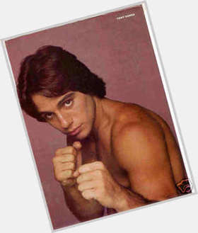 Tony Danza dark brown hair & hairstyles Athletic body,