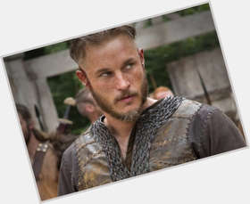 Travis Fimmel blonde hair & hairstyles Athletic body,