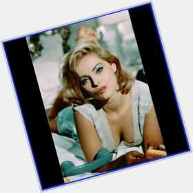 Virna Lisi blonde hair & hairstyles Voluptuous body,