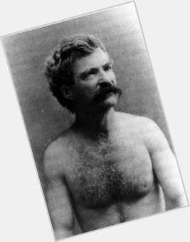 "<a href=""/hot-men/mark-twain/is-he-racist-lake-open-national-forest-closed"">Mark Twain</a> Average body,  grey hair & hairstyles"