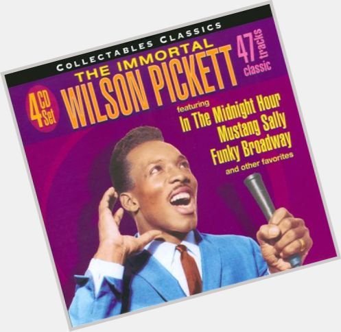 pickett latino personals Land of 1000 dances: complete rampart recordings this legendary east la vocal group is probably better known for wilson pickett's top-10 fine singles before.