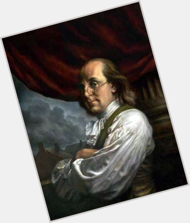 ben franklin single men Benjamin franklin's dating advice benjamin franklin is known to have been a man of many talents they become more subservient and useful to men 3.