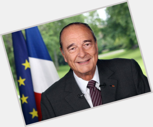 Jacques Chirac Official Site For Man Crush Monday Mcm