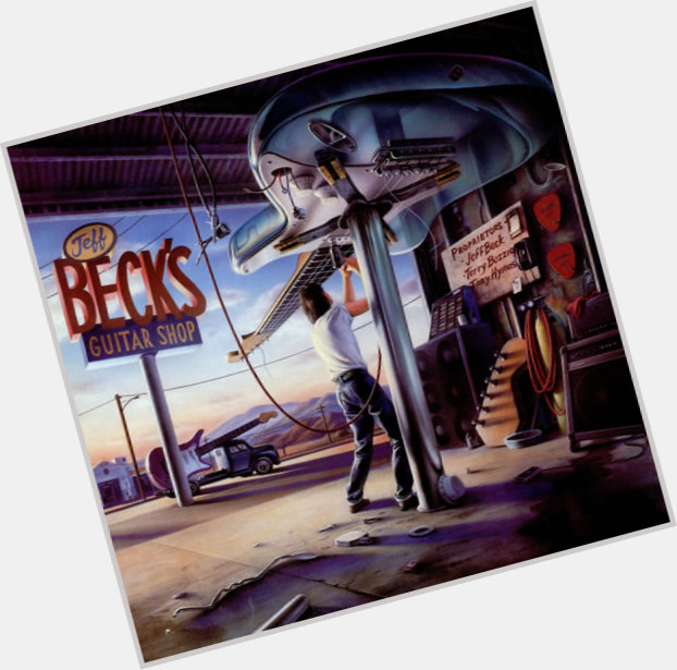 from Kenneth is jeff beck gay