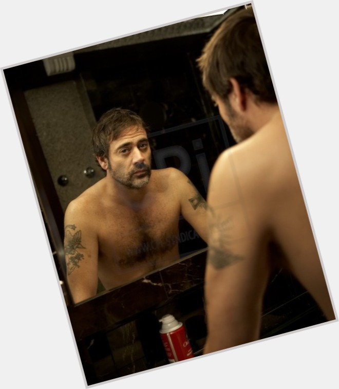 Jeffrey Dean Morgan Official Site For Man Crush Monday
