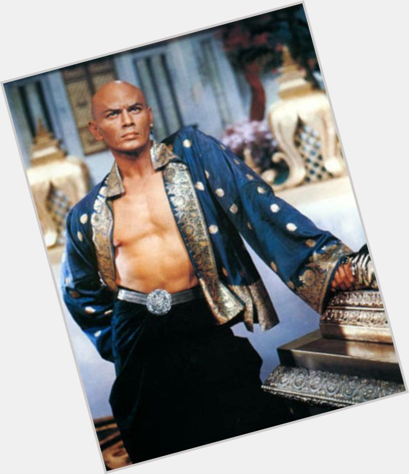 Yul Brynner Official Site For Man Crush Monday Mcm